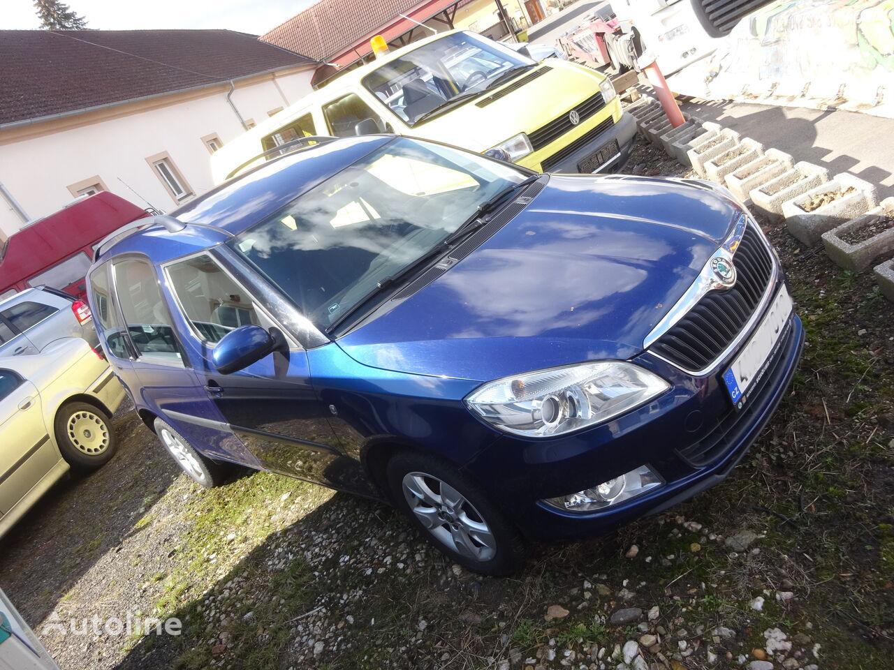 SKODA ROOMSTER 1.2 TSI estate car