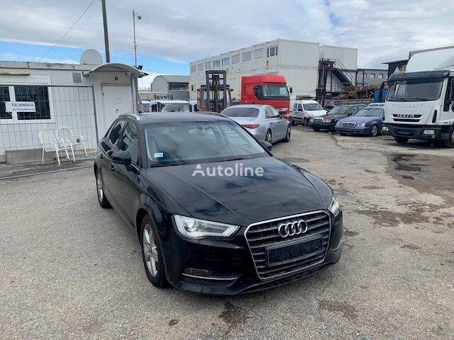 Audi A3 TDI estate car