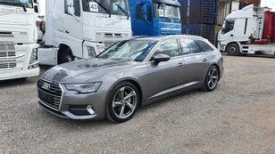 Audi A6 IBRIDA estate car