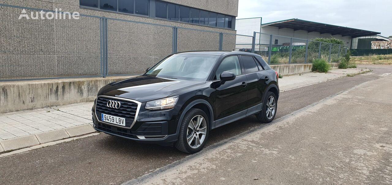 Audi Q2 estate car
