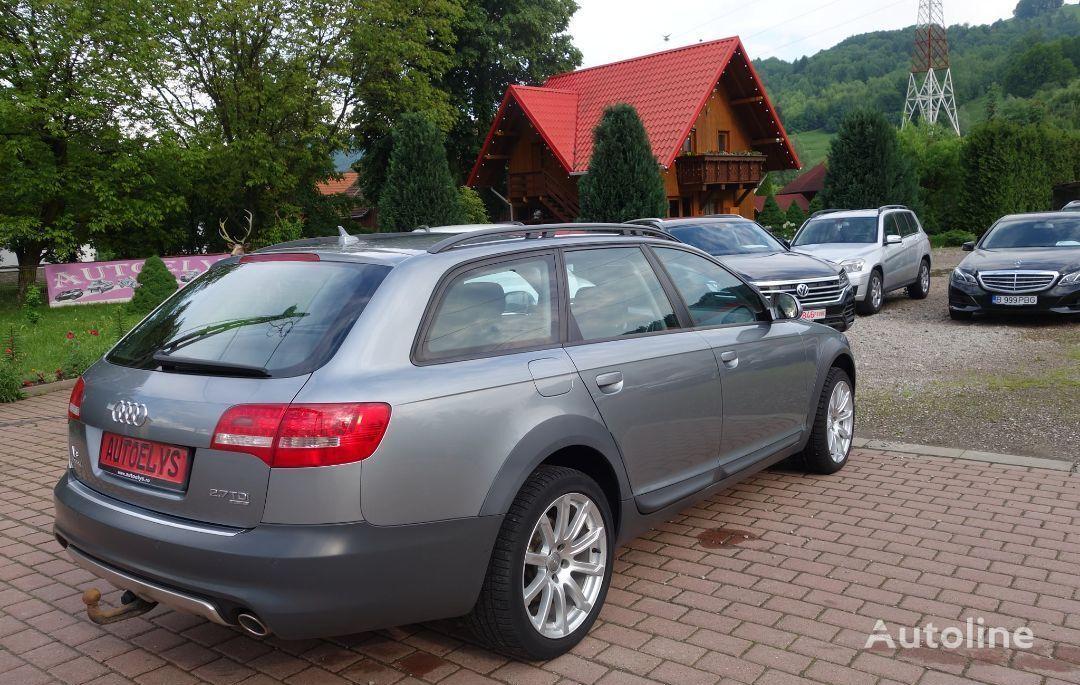 Audi a6-allroad estate car