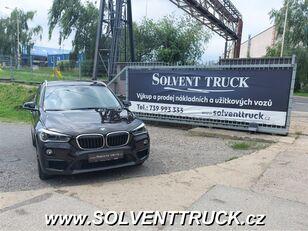 BMW X1 sDrive18d estate car
