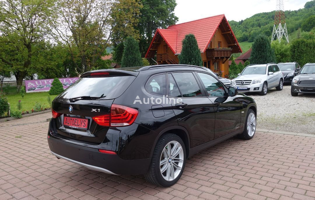 BMW x1 estate car