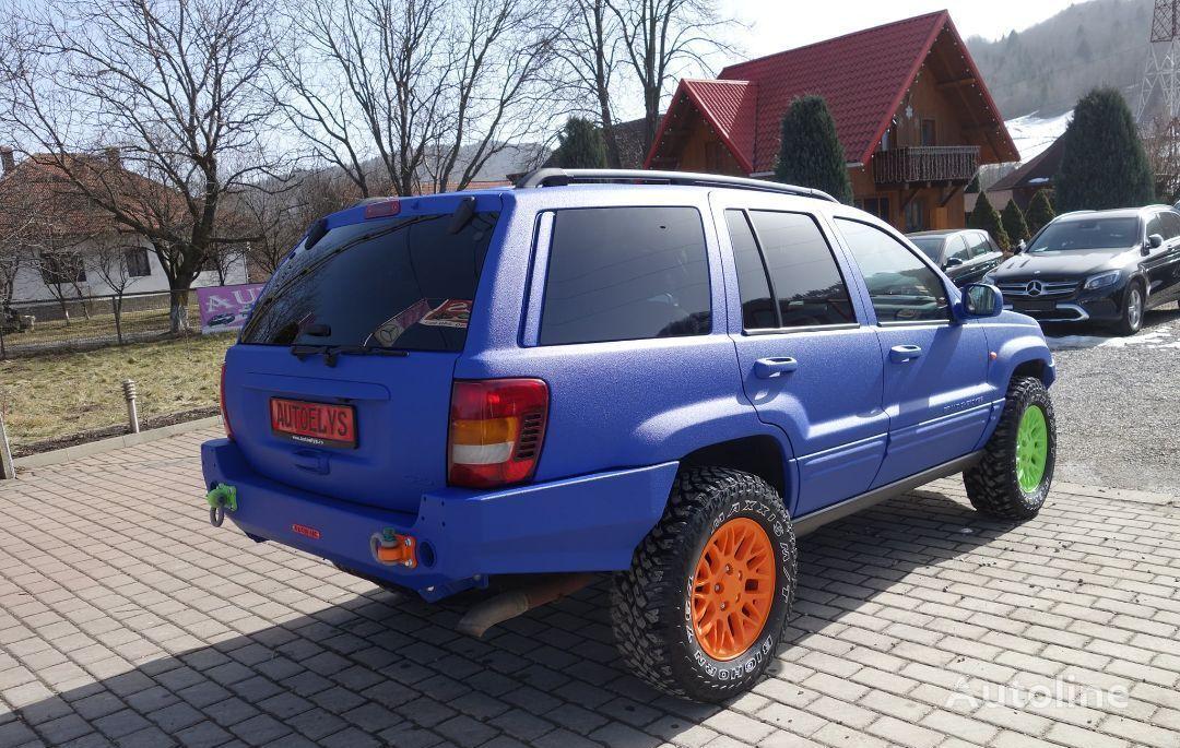 Jeep grand-cherokee estate car