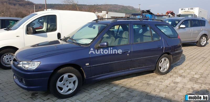 PEUGEOT 306 1.6 estate car
