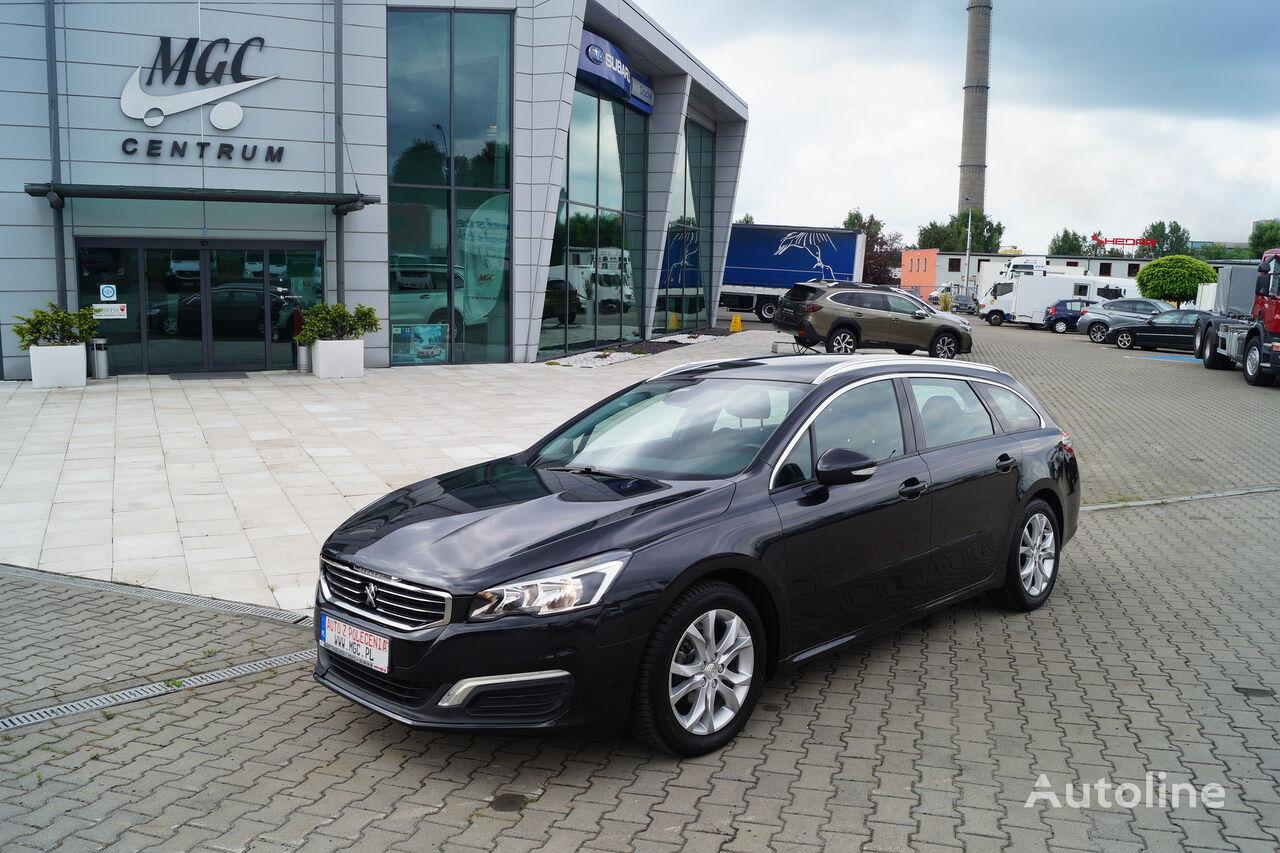 PEUGEOT 508 1.6 HDI  estate car