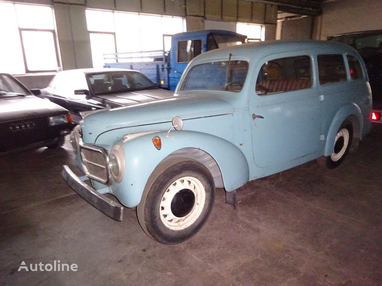 SKODA 1102 -1951 Tudor STW estate car
