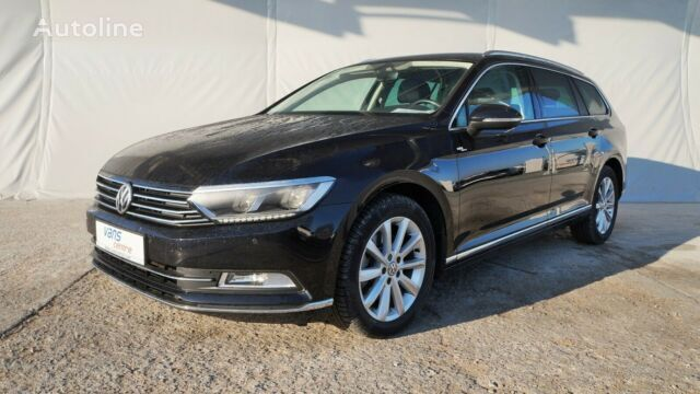 VOLKSWAGEN Passat Variant 2.0TDI / Highline / LED/ 36820km estate car