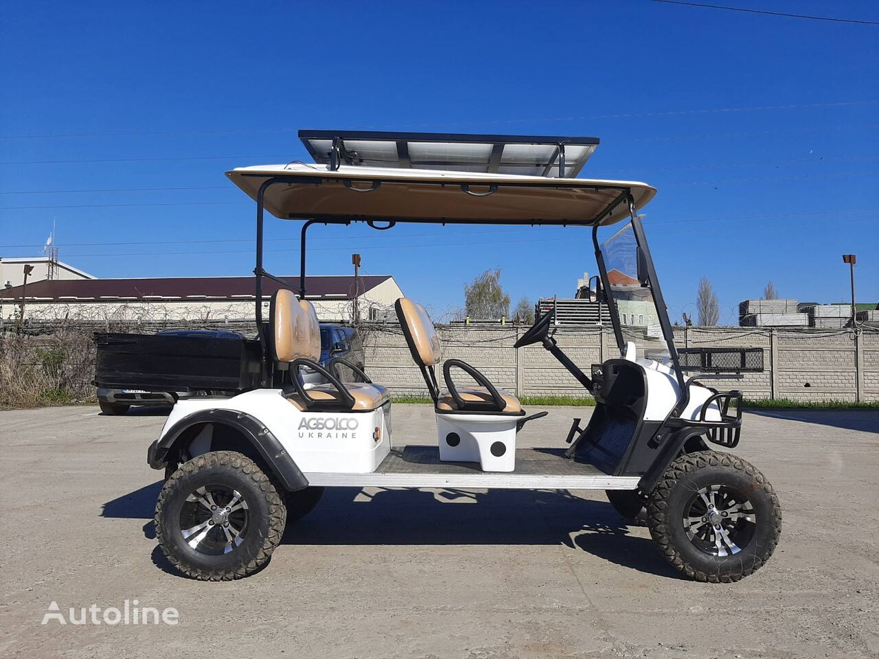 new CLUB CAR EAGLE EG2040T  golf cart