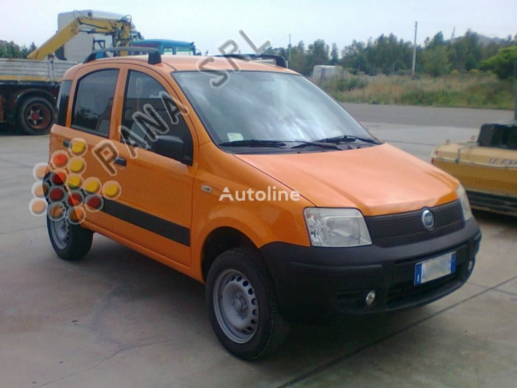 Fiat Panda Van Hatchback For Sale Italy Tortoli Df16610