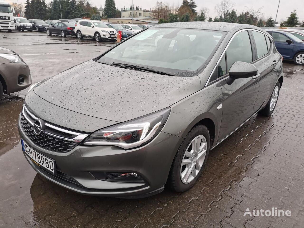 Opel Astra V 5dr Enjoy 1 4 T 110kw 150km Start Stop Hatchback For Sale Poland Warszawa Xa24544