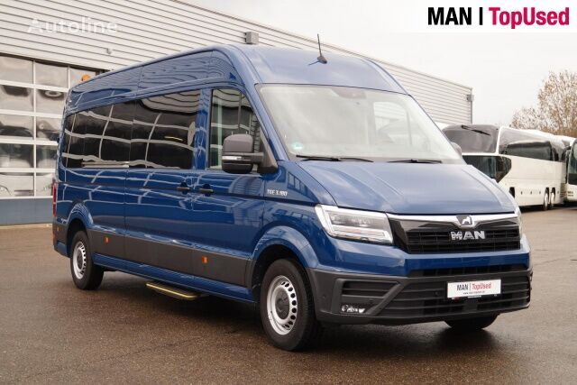 MAN TGE 3.180 MINIBUS PKW Zulassung minivan