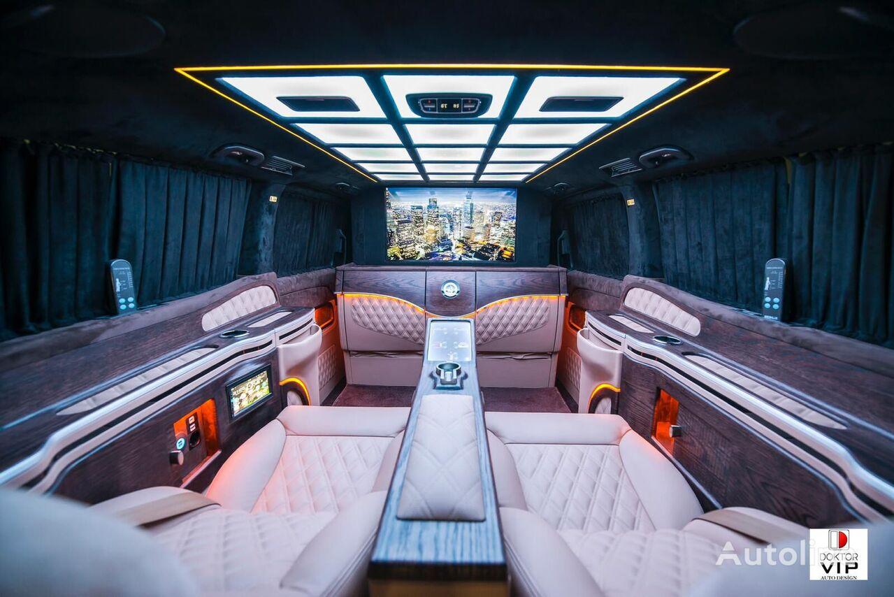new MERCEDES-BENZ 2021 Model Vito 119 minivan