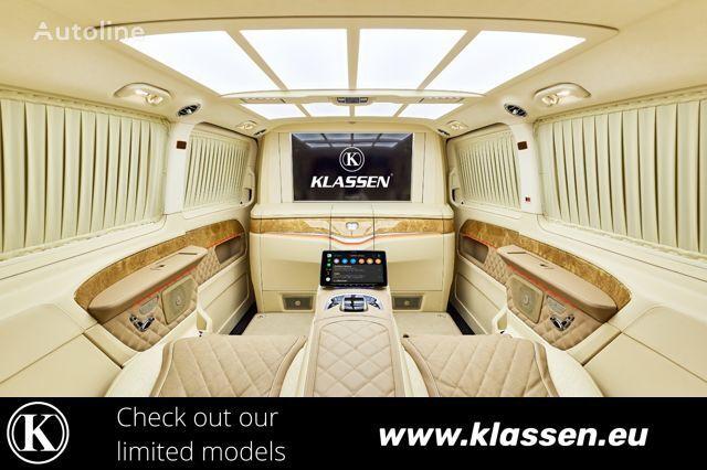 new MERCEDES-BENZ V 300 d   KLASSEN VIP Business Van minivan