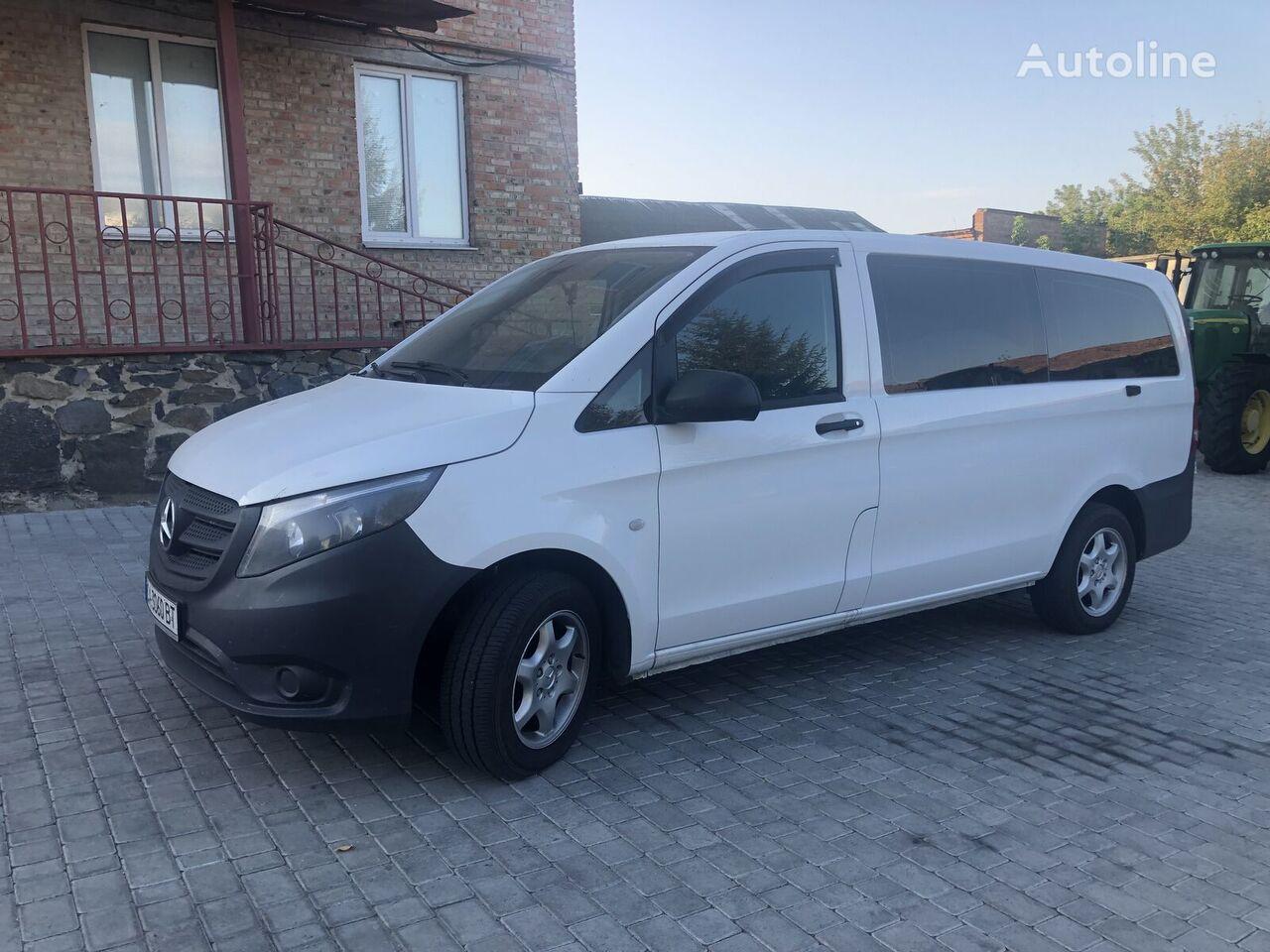 MERCEDES-BENZ Vito 116 minivan