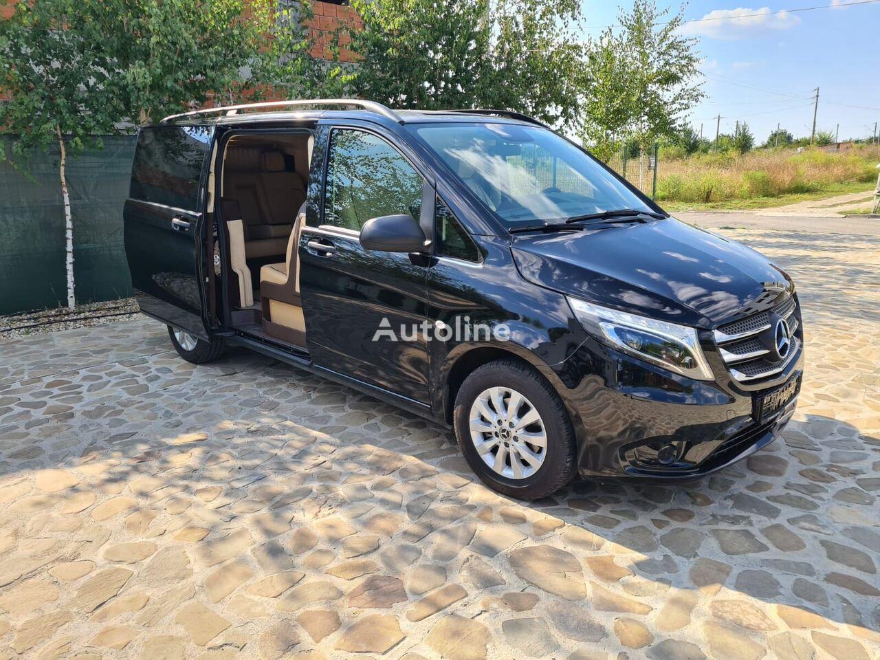 new MERCEDES-BENZ Vito 300 D minivan