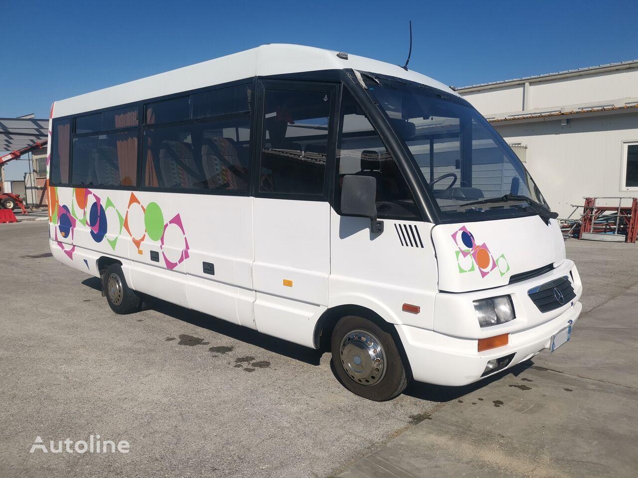 MERCEDES-BENZ 410D - 17 POSTI  passenger van