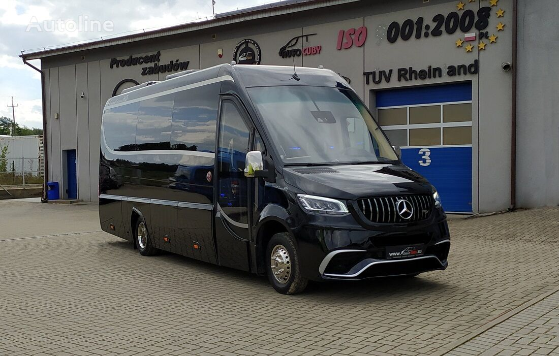 new MERCEDES-BENZ CUBY Sprinter HD 519 cdi Tourist Line | Model 907 | (435) passenger van