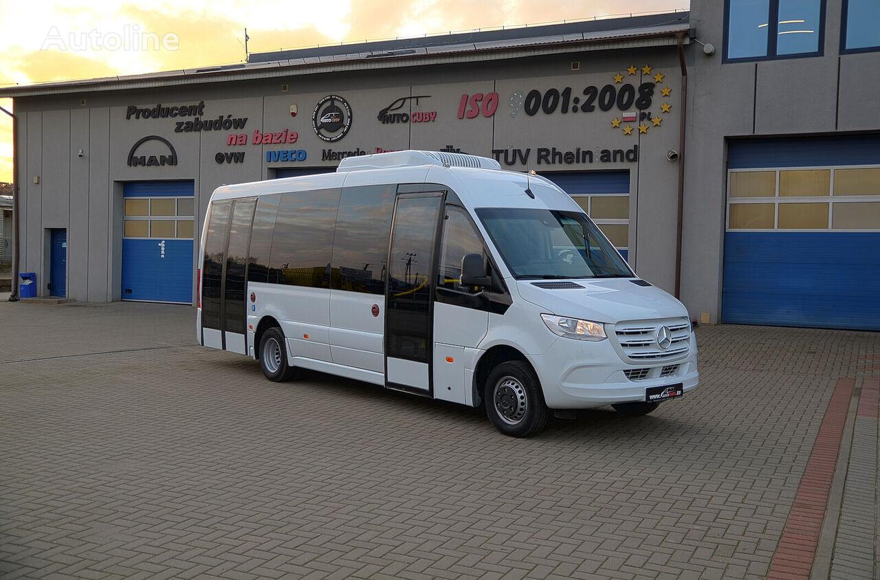 new MERCEDES-BENZ Cuby City Bus | Model 907 | 14+2+1+11 | No. 400 passenger van