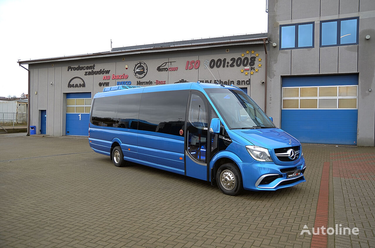 new MERCEDES-BENZ Cuby Sprinter 519   25+1+1   Dł: 8666mm   No. 411 passenger van