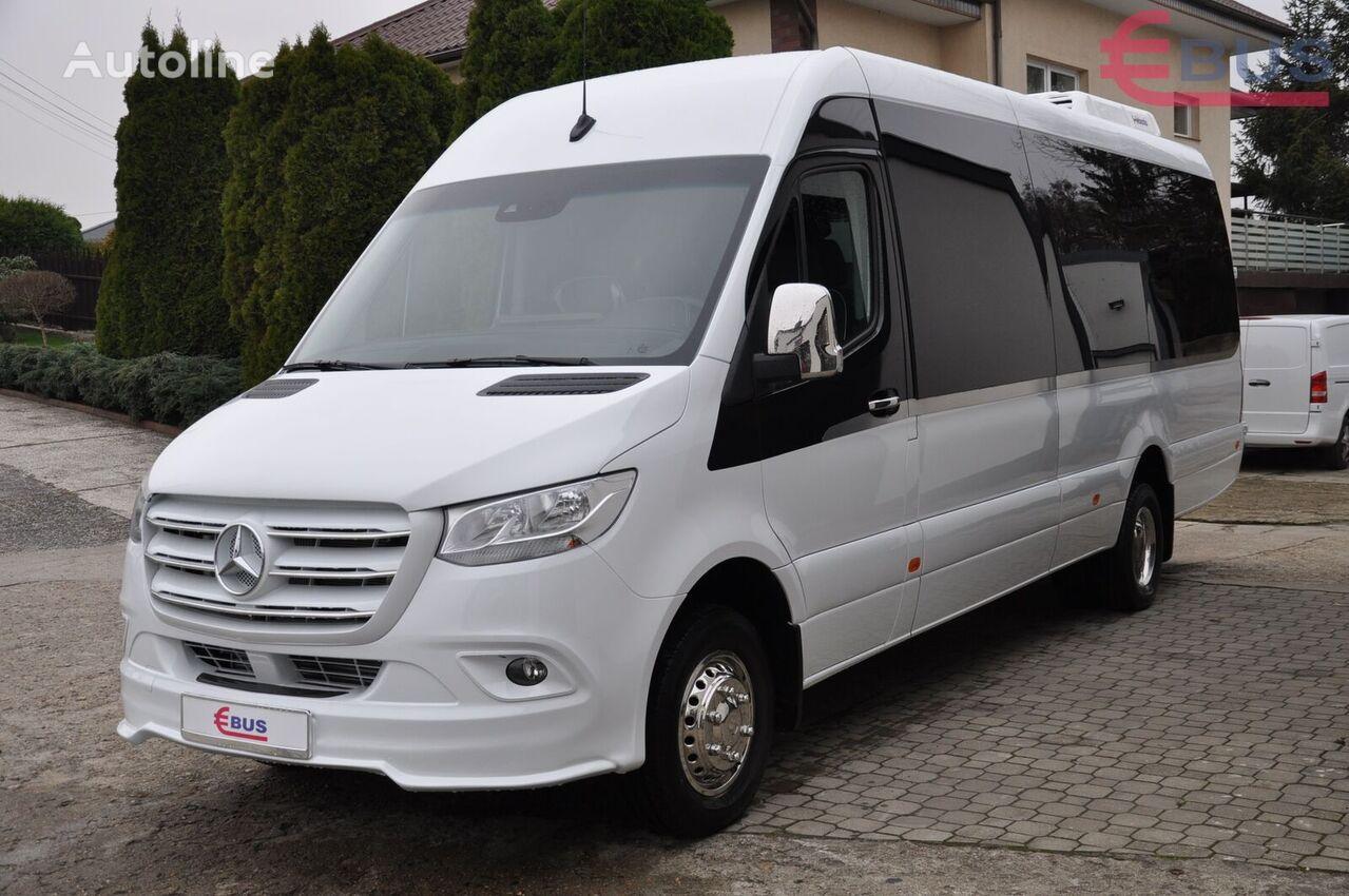 new MERCEDES-BENZ Sprinter 519,21 os, Long,Bagażnik XXL passenger van