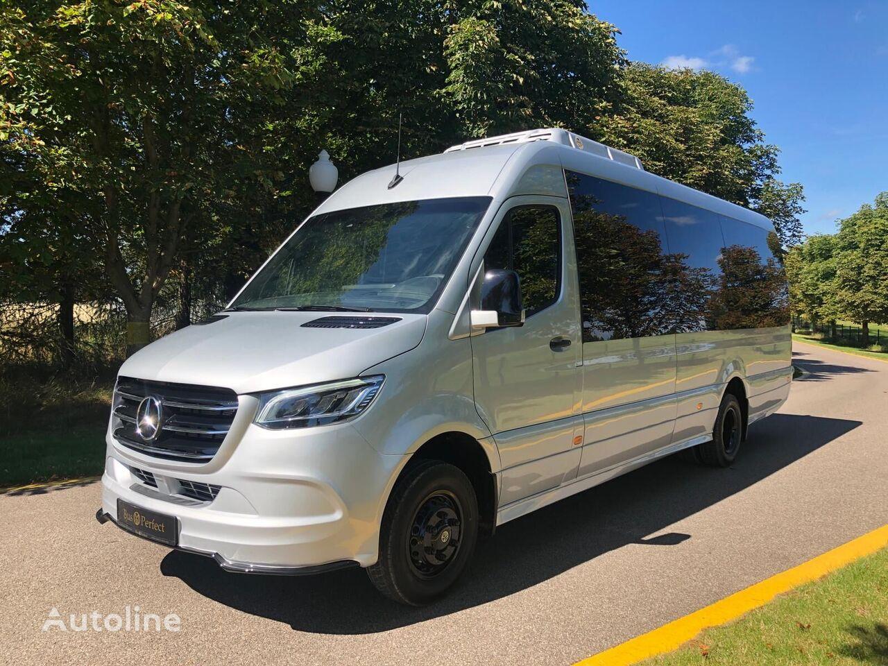 new MERCEDES-BENZ Sprinter 519 CDI 19+1+1 - MB.023 passenger van