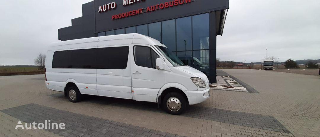 MERCEDES-BENZ Sprinter 519 CDI 23 miejsca + 6 stojących ,klimatyzacja TV passenger van