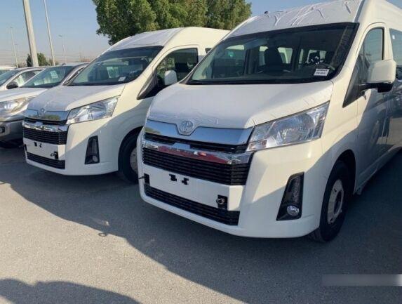 new 2020 TOYOTA HIACE GL GRANDIA  (LHD) passenger van