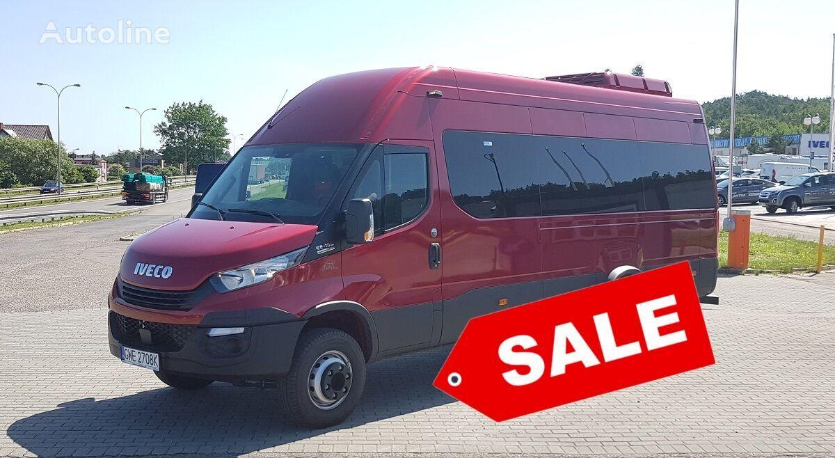new IVECO Daily 65C18HA8 V/P passenger van