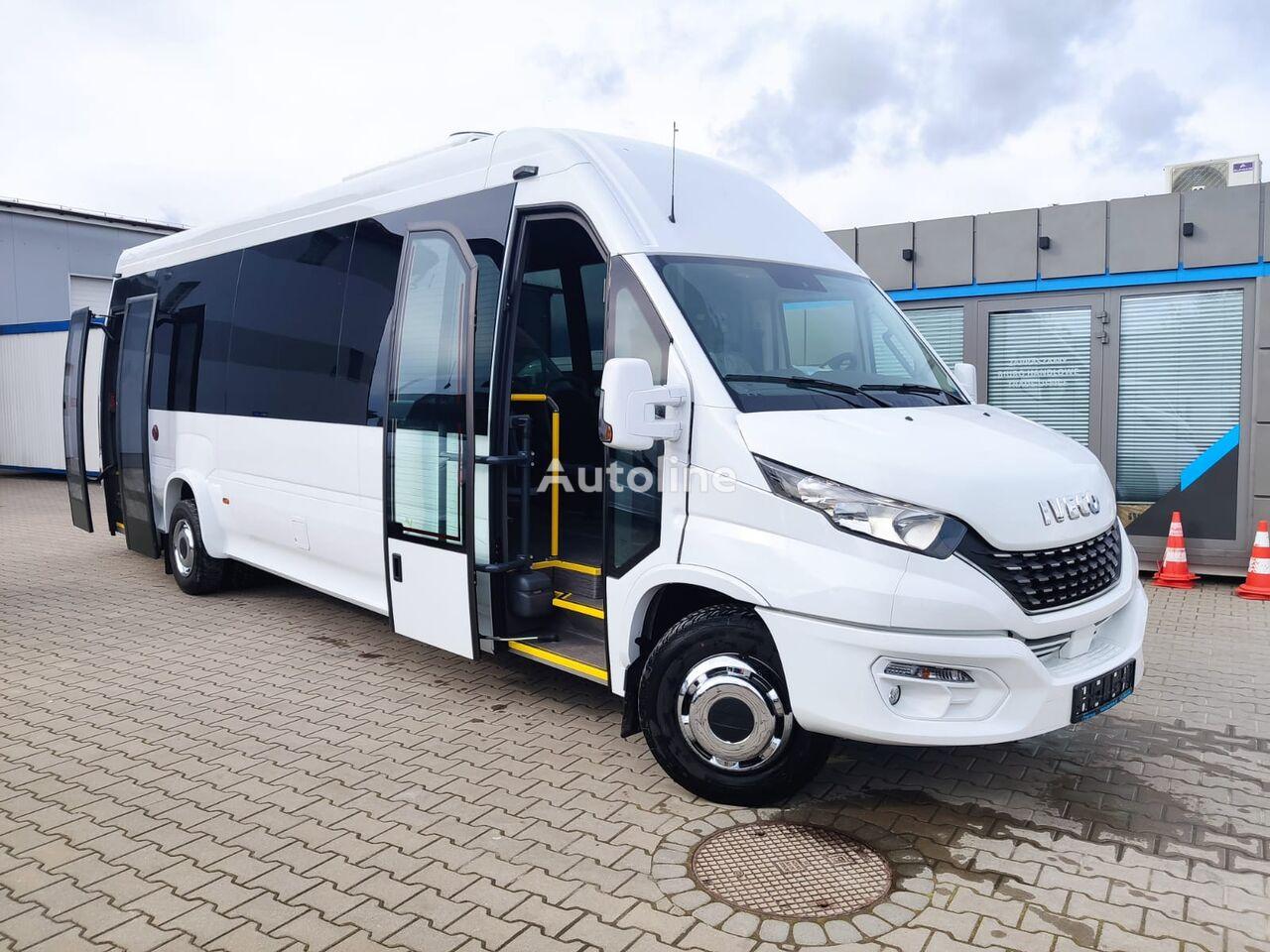 new IVECO Daily Mercus City passenger van