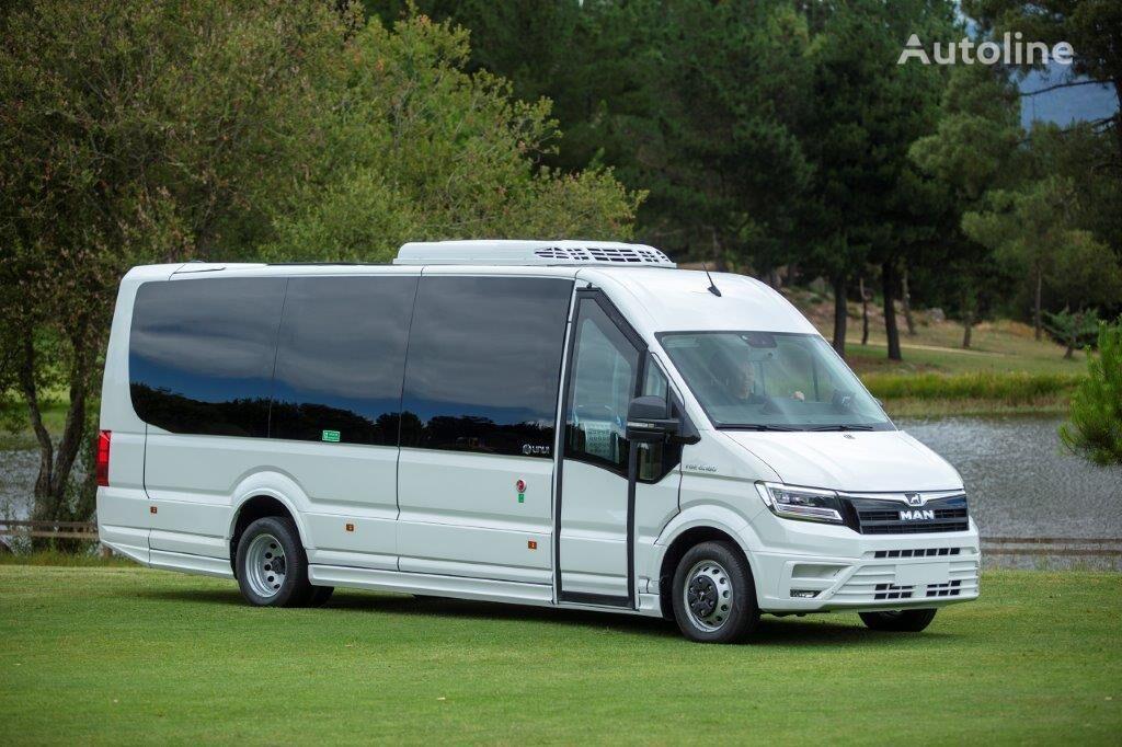 new MAN TGE passenger van