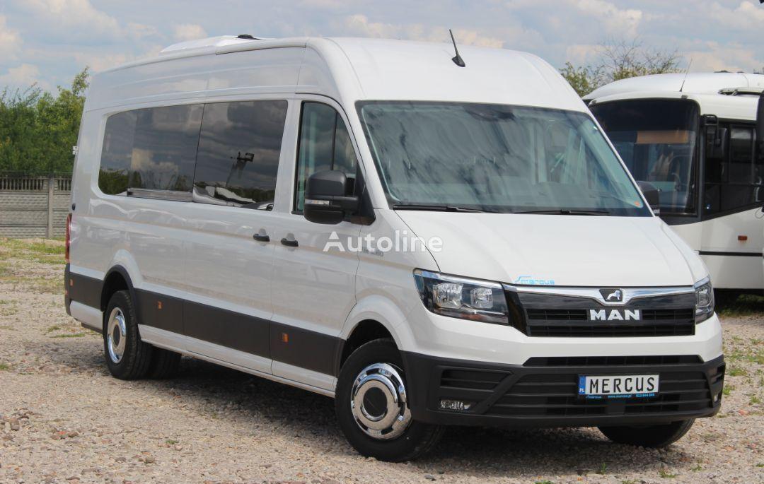 new MAN TGE 5.180 passenger van