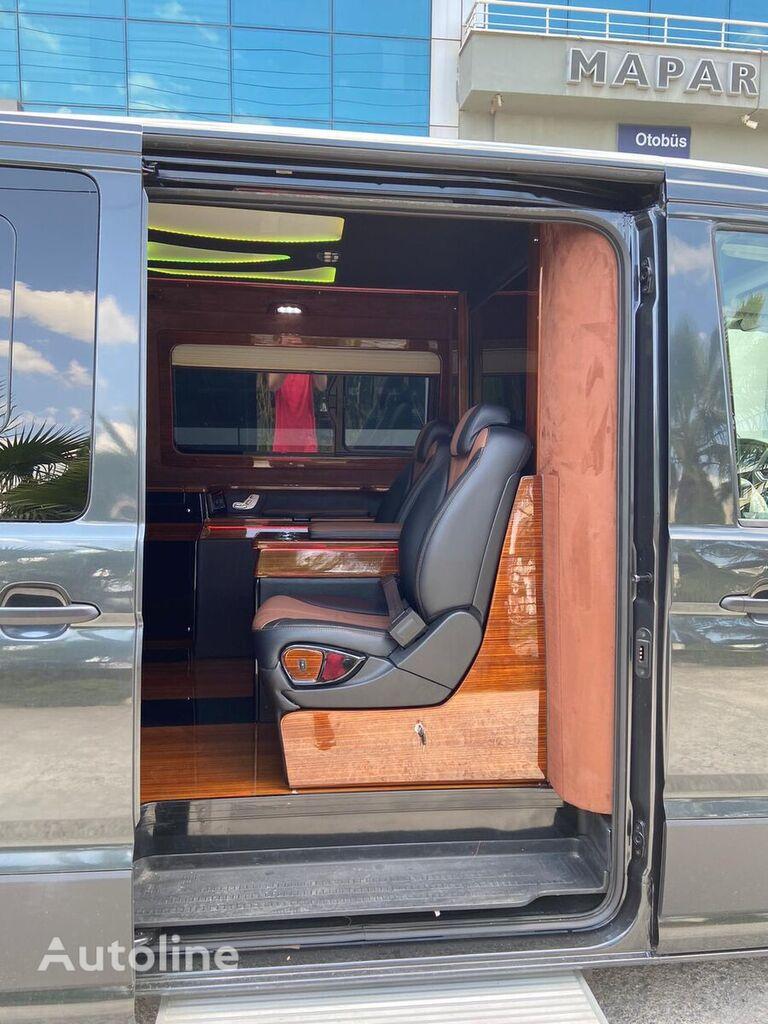 new MAN TGE VIP Vehicles passenger van