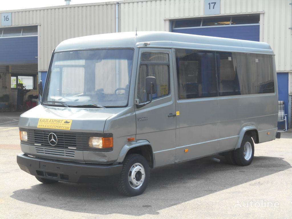 MERCEDES-BENZ 508D Passenger Bus 17 Seats Top Condition passenger van