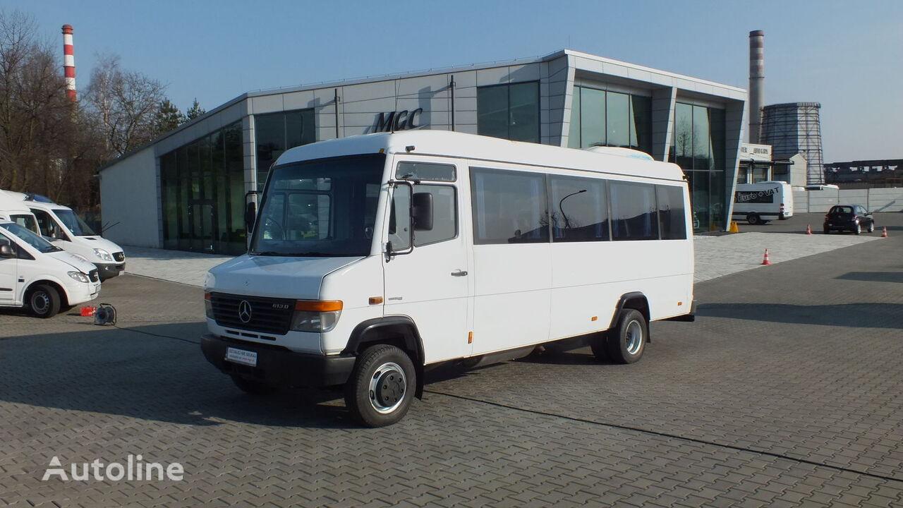 MERCEDES-BENZ 613 passenger van