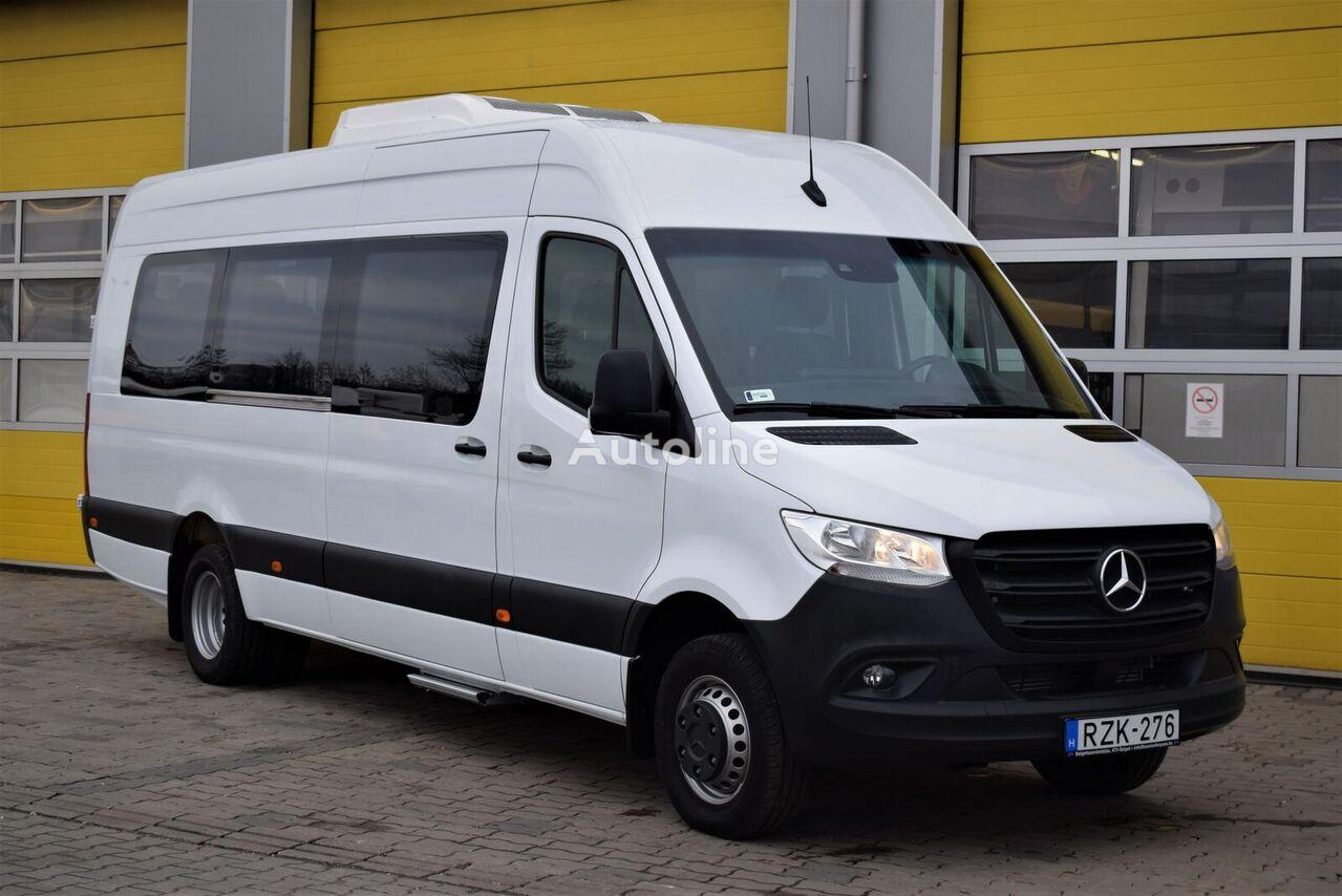 MERCEDES-BENZ  KF MINIBUSZ 519 CDI Tourist 18+1+1 Pers.! EUR6 passenger van