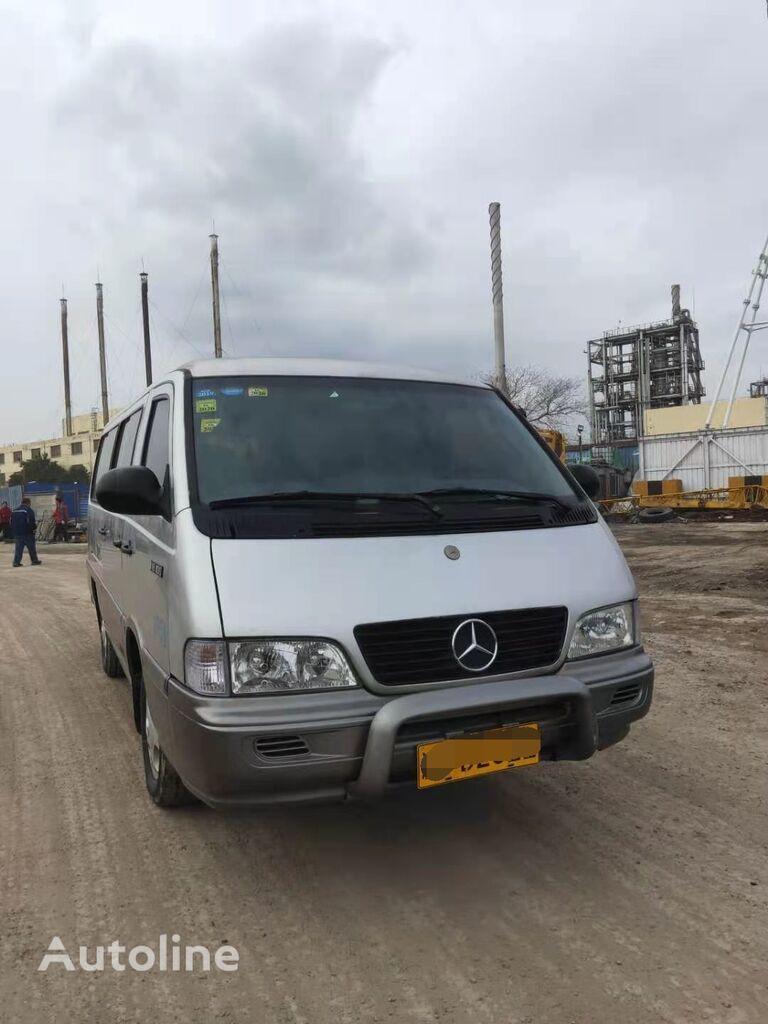 MERCEDES-BENZ MB100 passenger van