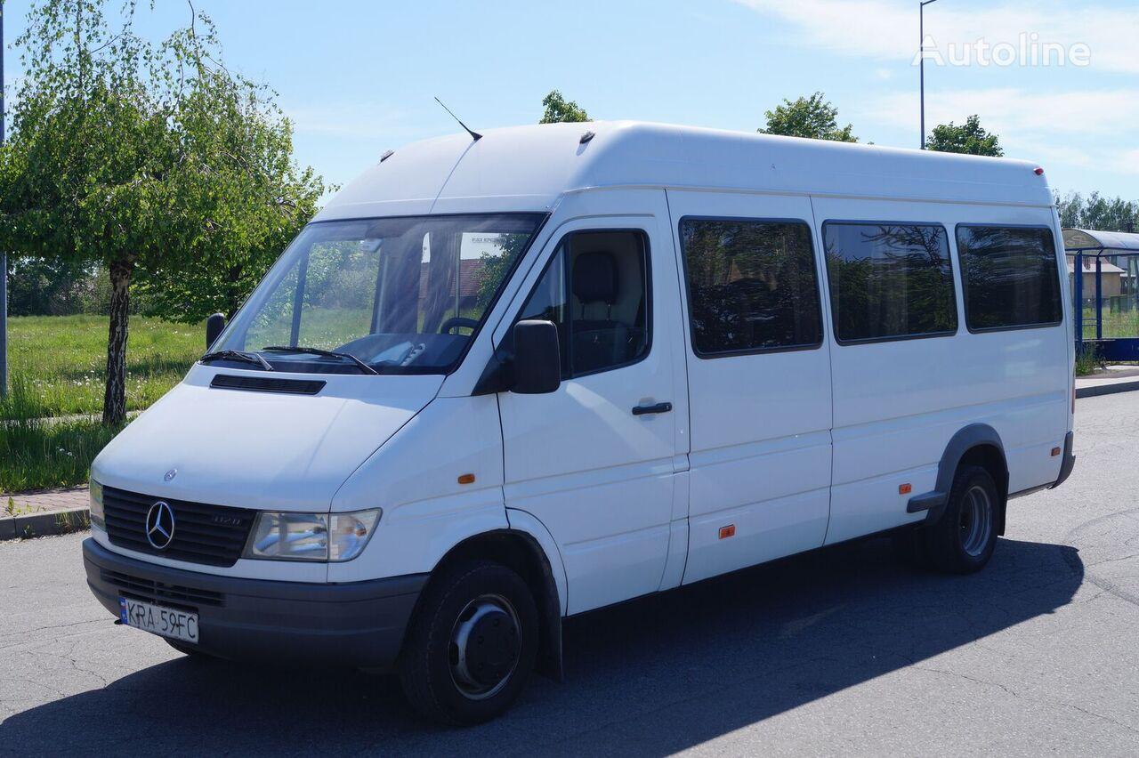 MERCEDES-BENZ SPRINTER 412 passenger van