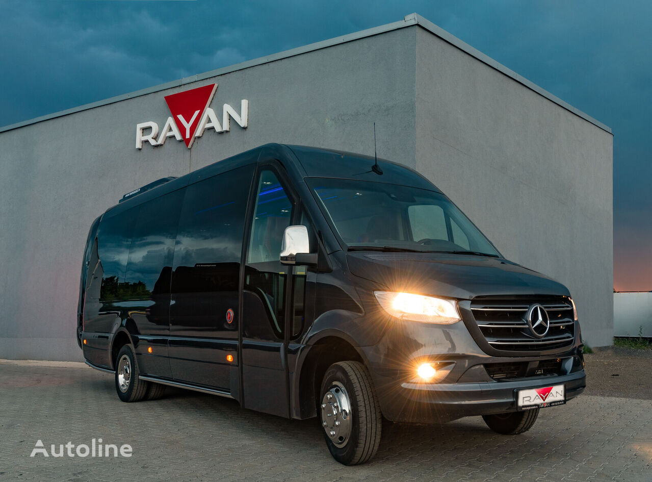 new MERCEDES-BENZ SPRINTER 519 CDI passenger van