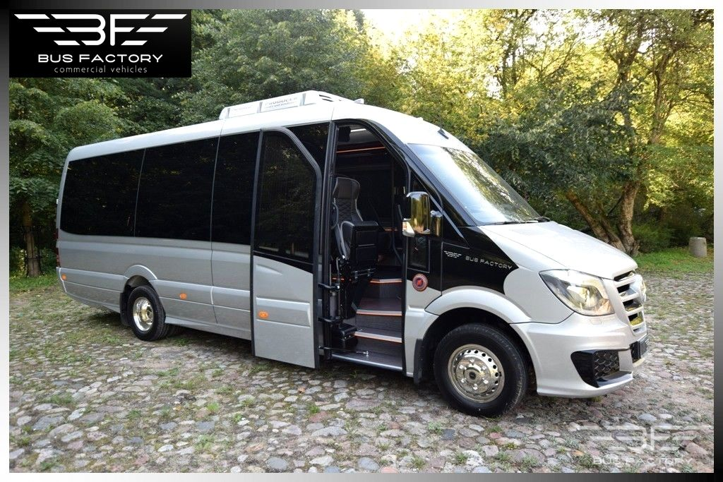 Mercedes Benz Sprinter >> New Mercedes Benz Sprinter 519 Xxl Luxury Line 20 1 Ready On Stock Passenger Van