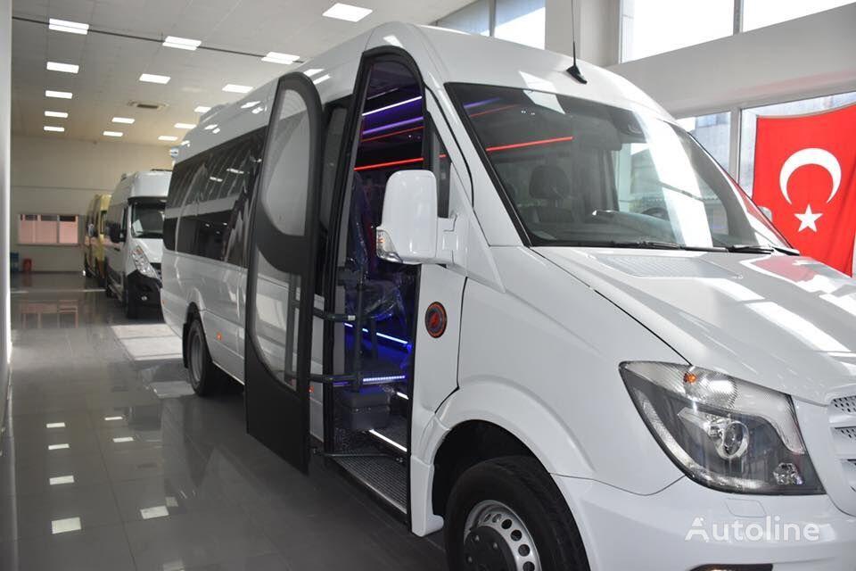 new MERCEDES-BENZ SPRİNTER 519CDI 19+1 passenger van