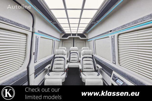 new MERCEDES-BENZ Sprinter 319 519 Business Luxury BUS VIP 7+1+1 passenger van