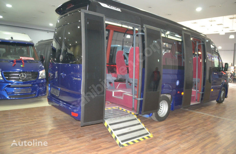 new MERCEDES-BENZ Sprinter 516  Citybus passenger van
