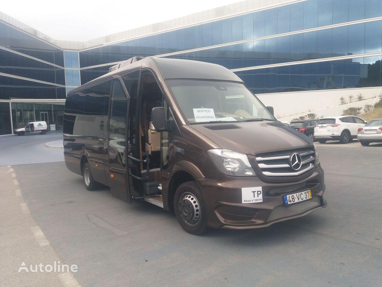 MERCEDES-BENZ Sprinter 516CDI Minibus passenger van