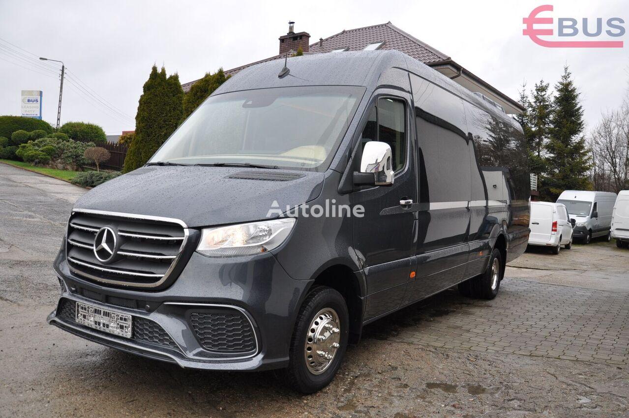 new MERCEDES-BENZ Sprinter 519,24 osob.,Long,elektryczne drzwi,lodówka. passenger van