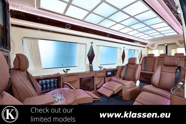 new MERCEDES-BENZ Sprinter 519 319 CDI Business VIP First Class passenger van