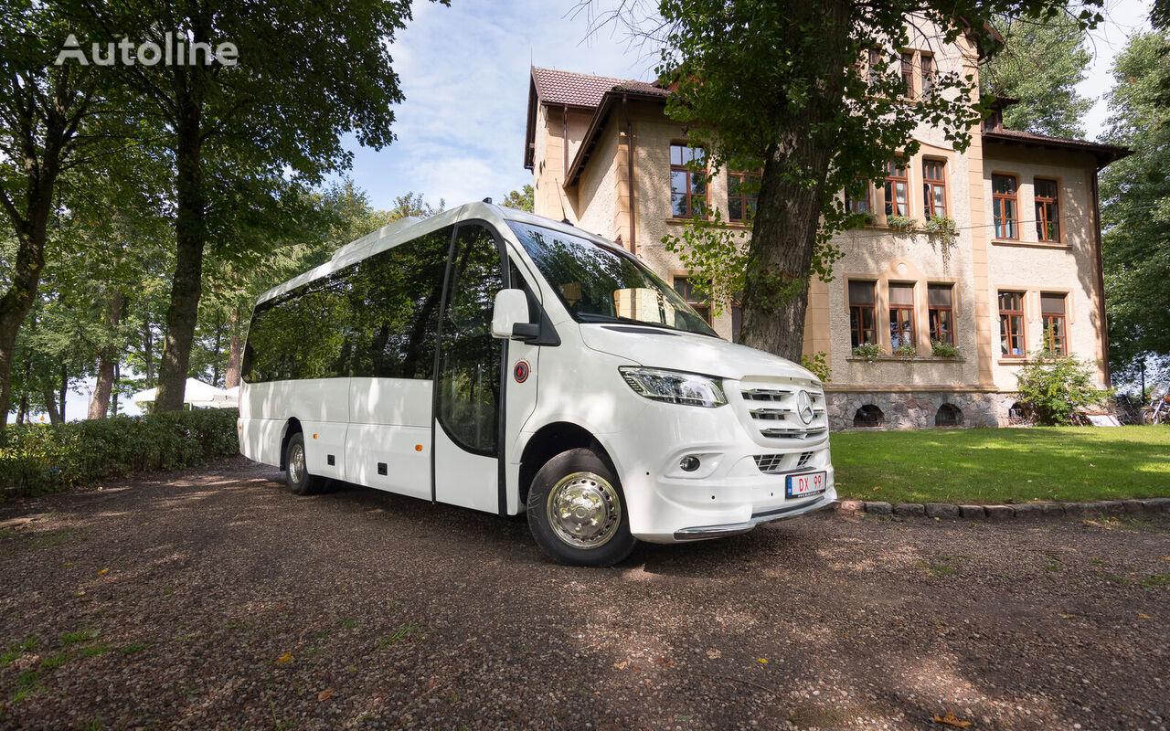 new MERCEDES-BENZ Sprinter 519 with Side Trunks passenger van