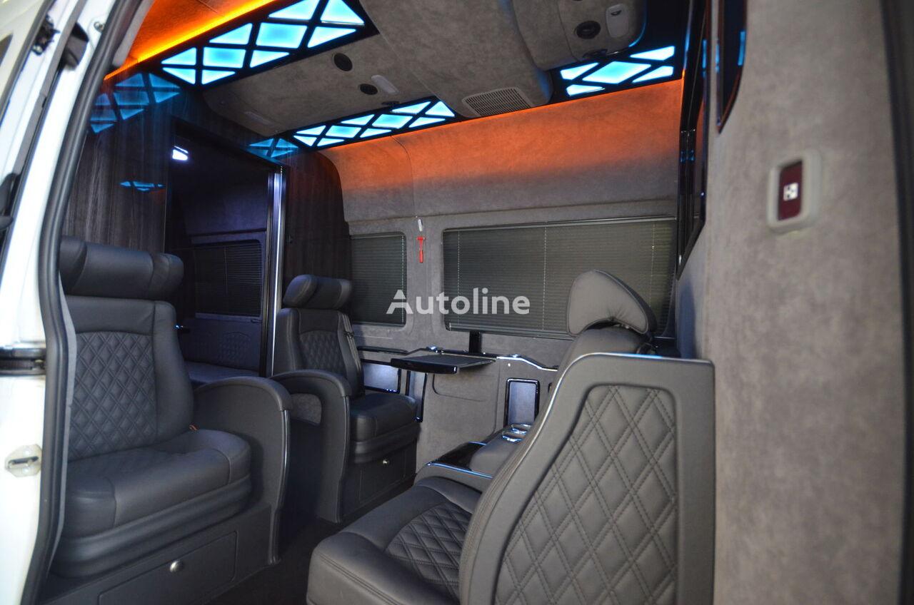 new MERCEDES-BENZ Sprinter Traveller 7 passenger van
