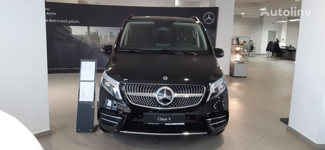 new MERCEDES-BENZ V-Class 300 4 Matic, 9 G Tronic  VIP LIMO New Vehicle COC passenger van