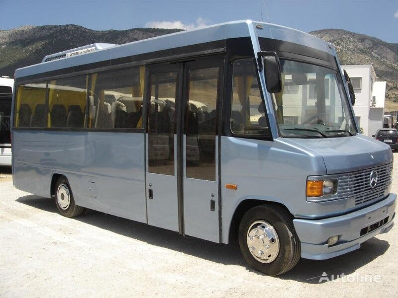 MERCEDES-BENZ VARIO 814 JUMBO PANORAMA  passenger van